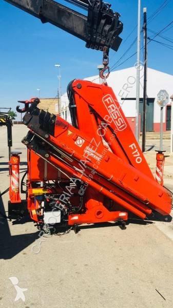Преглед на снимките Оборудване за камиони Fassi F 170