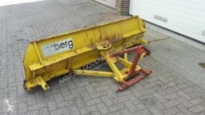 Terberg sneeuwschuif Truck equipments used