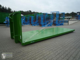 Abrollcontainer-Hakenliftconta 6,25 m Plattform, NEU new equipment flatbed