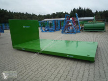 Equipamientos carrocería contenedor Euro-Jabelmann Container STE 4500/Plattform, Abrollcontainer, Hakenliftcontainer, 4,50 m Plattform, NEU