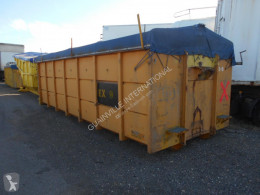 Nc used skip loader box bodywork