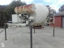 equipamentos pesados carroçaria misturador / betoneira usado