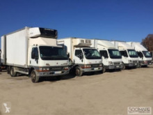 Mitsubishi Canter used refrigerated container
