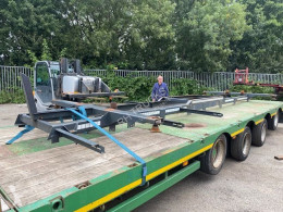 DAF CF 85 - 2008 used chassis