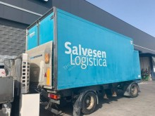 Iveco used refrigerated container
