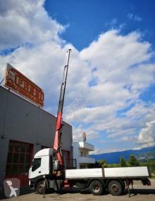 Camion cassone fisso usato Iveco