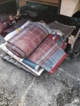 cubierta de lona usado