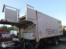 Equipamientos carrocería caja móvil usado Iveco Caja Camion MAGIRUS M 130M 9FL