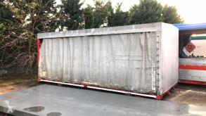 Carrosserie caisse polybenne CONTAINER USATO CENTINATO NON SCARRABILE ALTEZZA V
