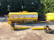 تجهيزات الآليات الثقيلة هيكل العربة صندوق قلاّب متعدد الأغراض CISTERNA D'ACQUA USATA IN FERRO SENZA MOTORE CONTE