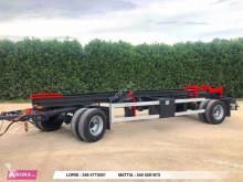 BDF trailer Rimorchio 20R BALESTRATO SCARRABILE