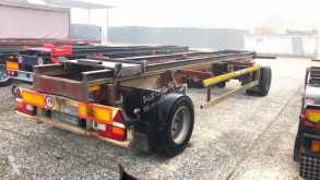 Rimorchio ZORZI 20 R 070 19 A SCARRABILE trailer used chassis
