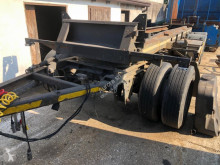 Piacenza RIMORCHIO UMBERTO PIACENZA SCARRABILE BALESTRATO trailer used chassis