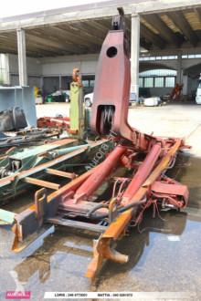 تجهيزات الآليات الثقيلة هيكل العربة صندوق قلاّب متعدد الأغراض IMPIANTI SCARRABILI DI VARIO GENERE