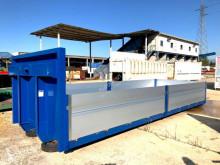 Zariadenie nákladného vozidla karoséria Skriňa s hákovým nosičom kontajnerov PIANALE con sponde in alluminio SCARRABILE vari mo