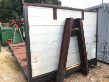 - CONTAINER A PIANALE IN FERRO SENZA SPONDE karrosseri skip loader kasse brugt