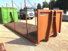 Equipamientos carrocería caja multivolquete CONTAINER A PIANALE SENZA SPONDE E CON 4 STANTI PE