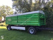 Zariadenie nákladného vozidla karoséria korba Krone AZW18 2 Achs Zweiseitenkipper 18 t