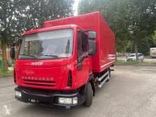 Camión furgón Iveco Eurocargo 75 E 16