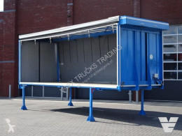 BDF Box Beverage transport - Electric curtains - Like new! carrocería usada