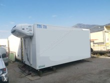 Lamberet used refrigerated container