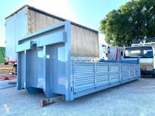 CONTAINER A PIANALE CON SPONDE E PIANTONI RIMOVIBI carrocería caja multivolquete usada