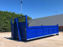 Equipamientos carrocería caja multivolquete CONTAINER A PIANALE CON SPONDE RIMOVIBILI IN FERRO