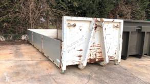 Carrosserie caisse polybenne CONTAINER A PIANALE CON SPONDE E PIANTONI RIMOVIBI