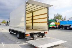 Zariadenie nákladného vozidla Junge karoséria plachtová nadstavba ojazdený