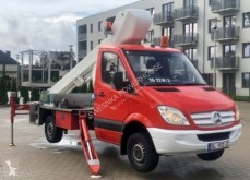 Mercedes Sprinter 313 - Wumag Wtb 220 tweedehands hefsysteem