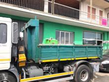 Carrosserie caisse polybenne CONTAINER SCARRABILE A PIANALE CON SPONDE IN FERRO