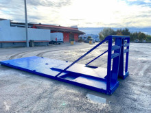Skip loader box bodywork PIANALE SUPER RINFORZATO IN FERRO PER SOCCORSO VEI