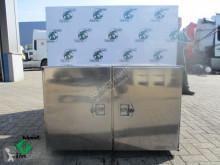 Zariadenie nákladného vozidla DAF Roest vrij stalen kast karoséria podvozok ojazdený