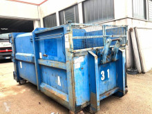 تجهيزات الآليات الثقيلة هيكل العربة صندوق قلاّب متعدد الأغراض MINI COMPATTATORE USATO SCARRABILE MARCA BTE