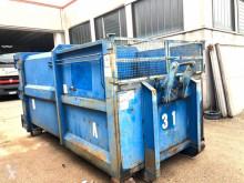 MINI COMPATTATORE USATO SCARRABILE MARCA BTE karrosseri skip loader kasse brugt
