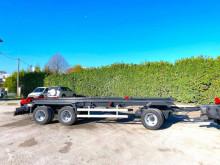 Piacenza UMBERTO PIACENZA R 25 RIMORCHIO SCARRABILE BALESTR trailer used BDF