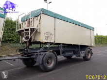 Tipper trailer used cereal tipper