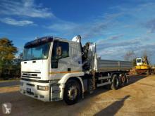 Camion Iveco Eurotech Cursor 430 tri-benne occasion