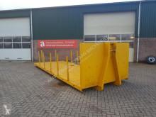 Remolque agrícola caja abierta portamaterial Flat 6500x2500