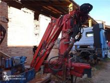 Кран вспомогательный HMF 1144K1 TS GRUA BRAZO CHATARRERA FORESTAL