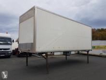 Equipamientos carrocería caja móvil Samro