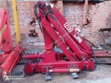 Equipamientos HMF 1202 K2 GRUA BRAZO grúa auxiliar usado
