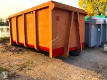 Karrosseri skip loader kasse CONTAINER MATERIALI INGOMBRANTI A CIELO APERTO CON
