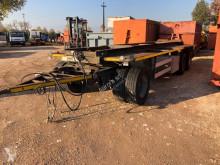 Piacenza chassis trailer RIMORCHIO PIACENZA R 26 SCARRABILE BALESTRATO PARA