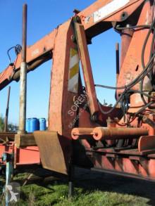 Teherautó felszerelések LAG használt Támasztóláb