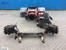 Suspension Iveco Front and Rear axle with 5th wheel