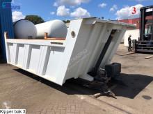 Equipamientos carrocería Meiller Steel loading platform