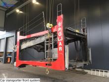 Equipamientos carrocería Rolfo Car transporter front system