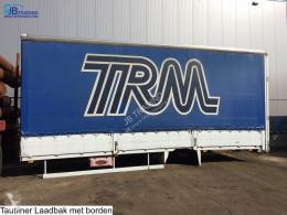 Equipamientos carrocería Tautliner + Borden