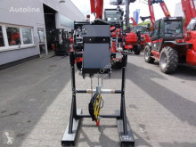 Manitou Truck equipments Seilwinde 3to